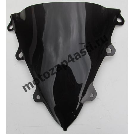 Ветровое стекло CBR1000rr Дабл-Бабл 2012-2014 Черное