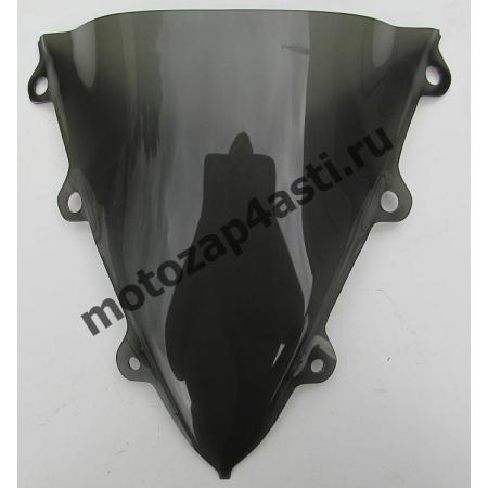 Ветровое стекло CBR1000rr Дабл-Бабл 2012-2014 Дымчатое