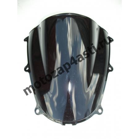 Ветровое стекло CBR600rr 05-06 Дабл-Бабл Черное