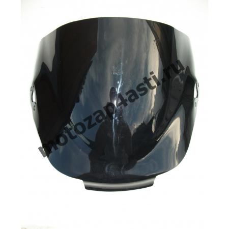 Ветровое стекло CBR600 F2 Дабл-Бабл 91-94 Черное