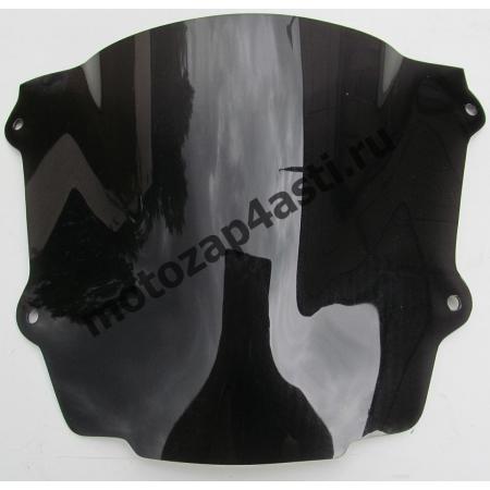 Ветровое стекло CBR600rr Дабл-Бабл 12-14 Черное