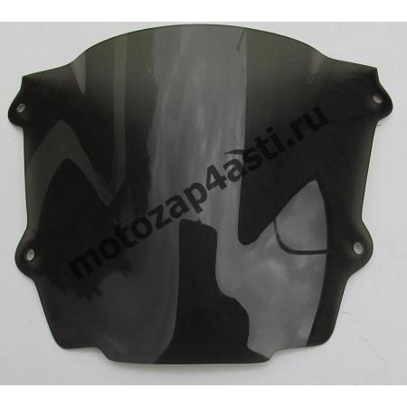 Ветровое стекло CBR600rr Дабл-Бабл 12-14 Дымчатое