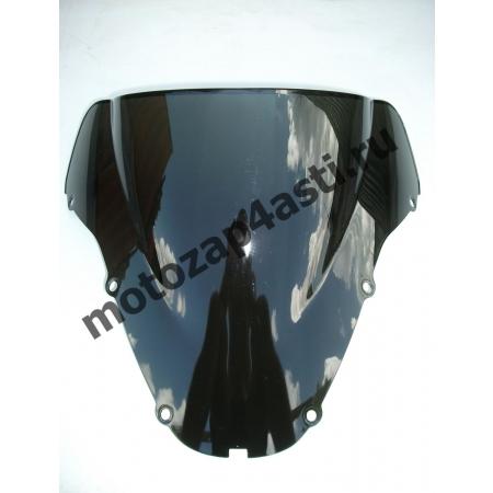 Ветровое стекло CBR929rr Дабл-Бабл 2000-2001 Черное