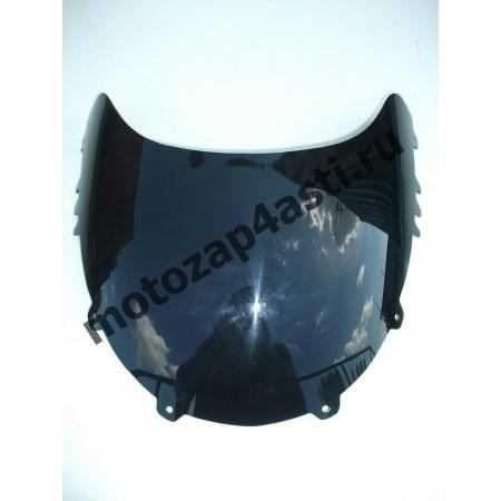 Ветровое стекло NSR250 MC28 Дабл-Бабл Черное
