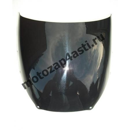 Ветровое стекло VFR400 NC30 89-93 Дабл-Бабл Черное