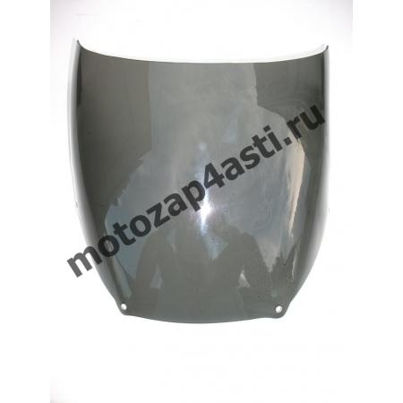 Ветровое стекло VFR400 NC30 Дабл-Бабл Дымчатый