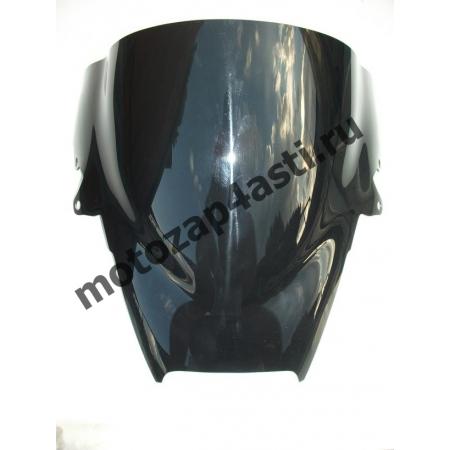 Ветровое стекло VFR800f Дабл-Бабл 1998-2001 Черное