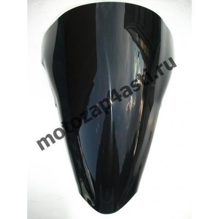 Ветровое стекло VFR800 02-08 Дабл-Бабл Черное