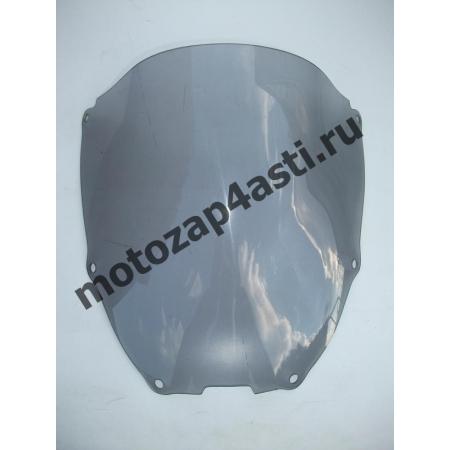 Ветровое стекло VTR1000 SP1/SP2 Дабл-Бабл 01-03 Дымчатое