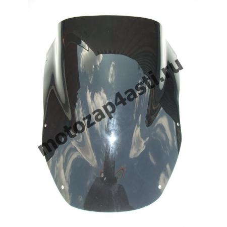 Ветровое стекло ZX-12R 2000-2001 Черное.