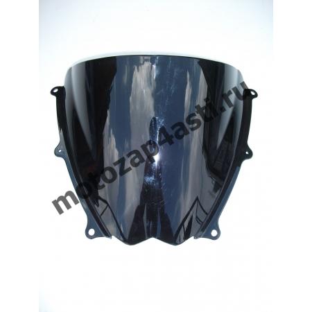 Ветровое стекло GSXR1000 K7 07-08 Дабл Бабл Цвет:Черный