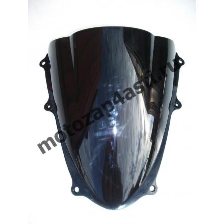 Ветровое стекло GSXR1000 09-10 Дабл Бабл Черное