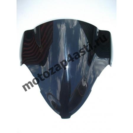 Ветровое стекло GSXR1300 Hayabusa 99-07 Дабл Бабл Черное