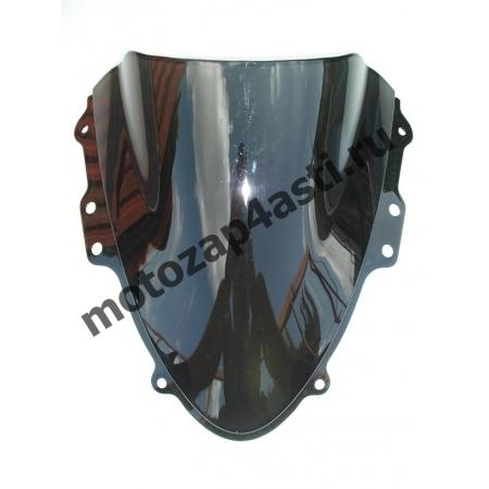 Ветровое стекло GSXR600/750 2004-2005 Дабл Бабл Дымчатое