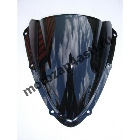 Ветровое стекло GSXR600/750 2008-2010 Дабл Бабл Черное