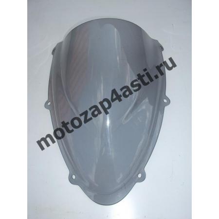 Ветровое стекло TL1000R 98-03 Дабл Бабл Дымчатое