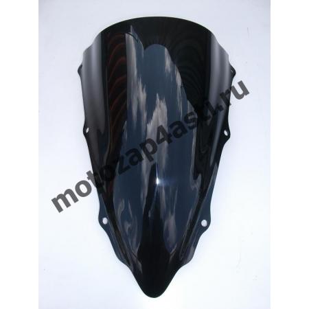 Ветровое стекло YZF-R1 2000-2001 Дабл Бабл. Цвет: Черный