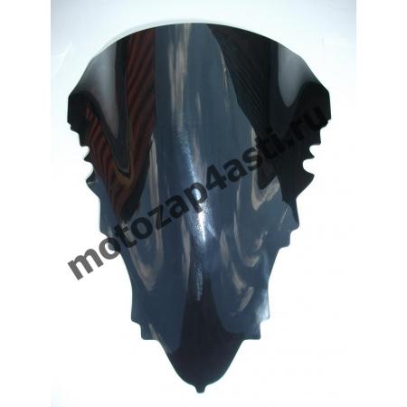 Ветровое стекло YZF-R1 2007-2008 Дабл Бабл цвет: Черный.