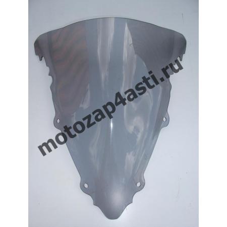 Ветровое стекло YZF-R6 2003-2005 Дабл Бабл Дымчатое
