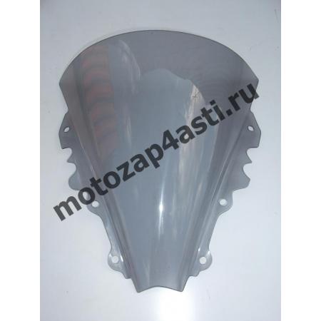 Ветровое стекло YZF-R6 2006-2007 Дабл Бабл Дымчатое