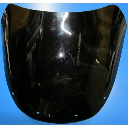 Ветровое стекло для классического обтекателя №2 Цвет: Черный.
