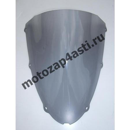 Ветровое стекло ZX6R 05-08, ZX10R 06-07 Дымчатое.