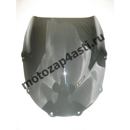Ветровое стекло ZZR1100 1993-2002 Дабл Бабл Дымчатое