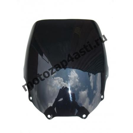 Ветровое стекло ZZR400 I 1989-1992 Черное