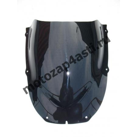 Ветровое стекло YZF1000 Thunderace 96-03 Дабл-Бабл Черное