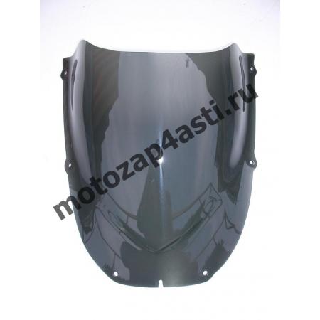 Ветровое стекло YZF1000R Thunderace 96-01 Дабл-Бабл Дымчатое.