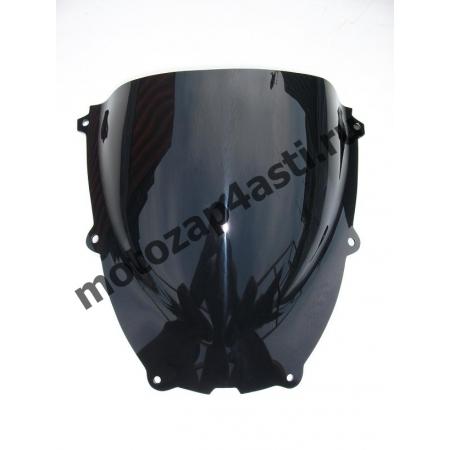 Ветровое стекло YZF600 Thundercat 1996-2003 Дабл Бабл Черное