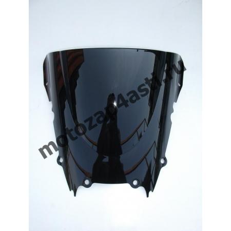 Ветровое стекло YZF-R6 1999-2002 Дабл Бабл Черное