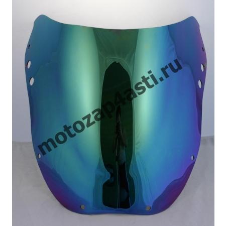 Ветровое стекло CBR919rr Дабл-Бабл 1998-1999 Иридий