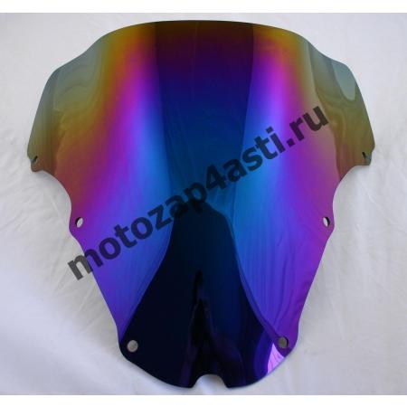 Ветровое стекло CBR929rr Дабл-Бабл 2000-2001 Иридий