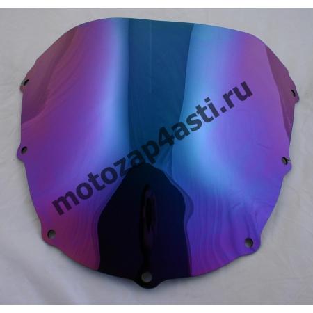 Ветровое стекло CBR954rr 02-03 Дабл-Бабл Иридий