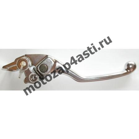 Рычаг тормоза Honda, Цвет Серебро. №JY-1716-T1-P