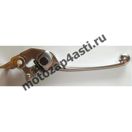 Рычаг тормоза Honda, Цвет Серебро. №JY-1220-P