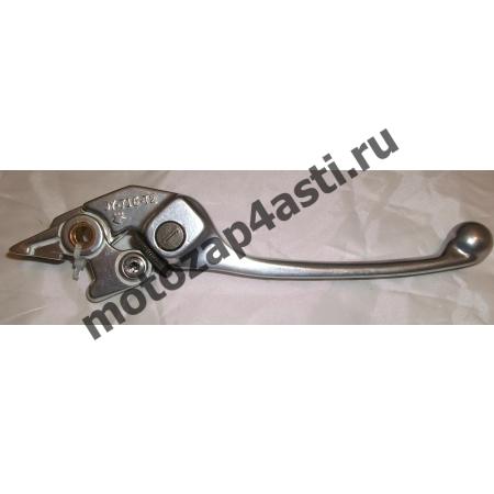 Рычаг тормоза Honda, Цвет Серебро. №JY-1716-t2-p