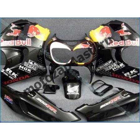 Комплект пластика Honda CBR900RR 98-99 RedBull Black.