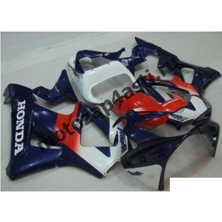 Комплект Мотопластика Honda CBR929RR 00-01 Красно-бело-синий.