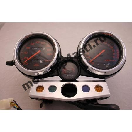 Приборная панель Honda CB400SF 95-98г. Красные Шкалы.