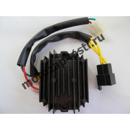 Реле зарядки Suzuki SV650 99-02, LS650 Savage 86-12, DR350 90-99, DR250 90-95.