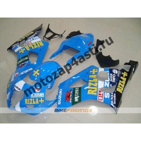 Комплекты пластика Suzuki GSXR1000 03-04 RIZLA.