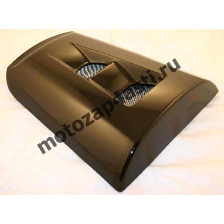 Заглушка Сиденья Honda CBR1000rr 04-07 Цвет: Черный
