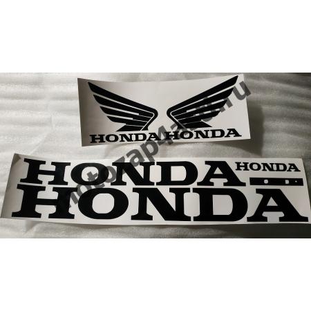 Комплект наклеек Honda 1