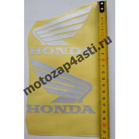 Комплект наклеек Honda 3