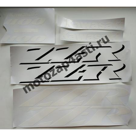 Комплект наклеек Kawasaki ZZR1100-2
