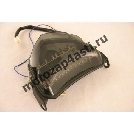 Стоп-сигнал Светодиодный Suzuki 04-05 GSXR 600\750 Дымчатое стекло