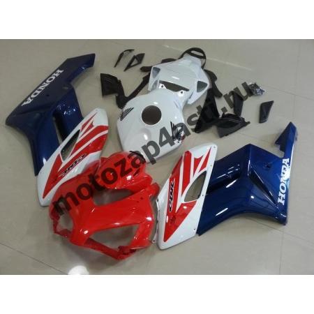 Комплект пластика Honda CBR1000RR 2004-2005 Стоковый красно-бело-синий-2.