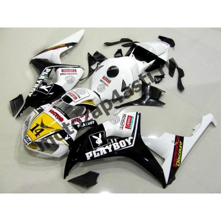 Комплект пластика Honda CBR1000RR 2006-2007 Playboy
